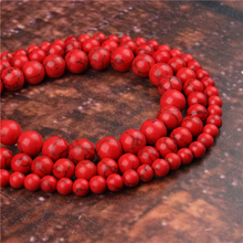Fashion Korean Pine Round Beads Loose Jewelry Stone 4/6/8/10 / 12mm Suitable For Making Jewelry DIY Bracelet Necklace