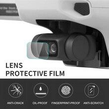 2 комплекта Защитная пленка для объектива камеры HD из закаленного стекла Защитная пленка для объектива для DJI Mavic Mini Drone аксессуары