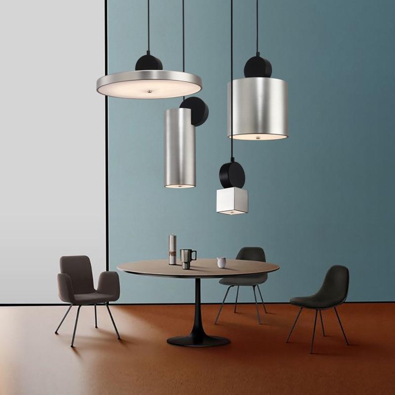 Hanglamp Industrial Lamp Glass Bedroom  Restaurant  Hanging Ceiling Lamps