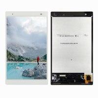 """8.0 """"LCD dla Lenovo Tab 4 Plus 8704X TB 8704V TB 8704X TB 8704F TB 8704N TB 8704 wyświetlacz LCD ekran dotykowy montaż czujnika szklanego w Ekrany LCD i panele do tabletów od Komputer i biuro na"""
