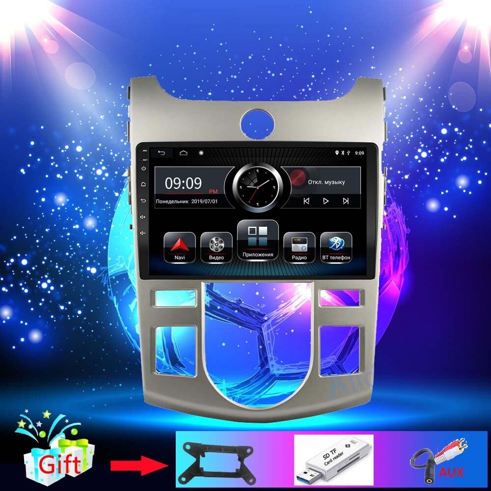 Para kia cerato 2 forte mt em porte koup 2008-2013 android rádio do carro jogador multimídia navegação gps autoradio unidade de cabeça 2din