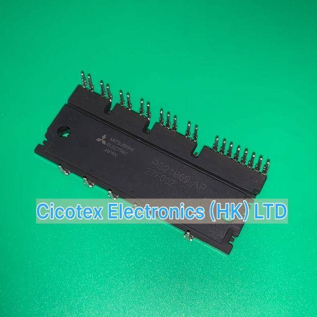 PS21869 AP 600V/50A Cstbt Inverter Cầu Cho 3 Pha DC Đến Nguồn Điện AC Chuyển Đổi PS21869 Điện mô Đun PS21869 21869 PS21869AP