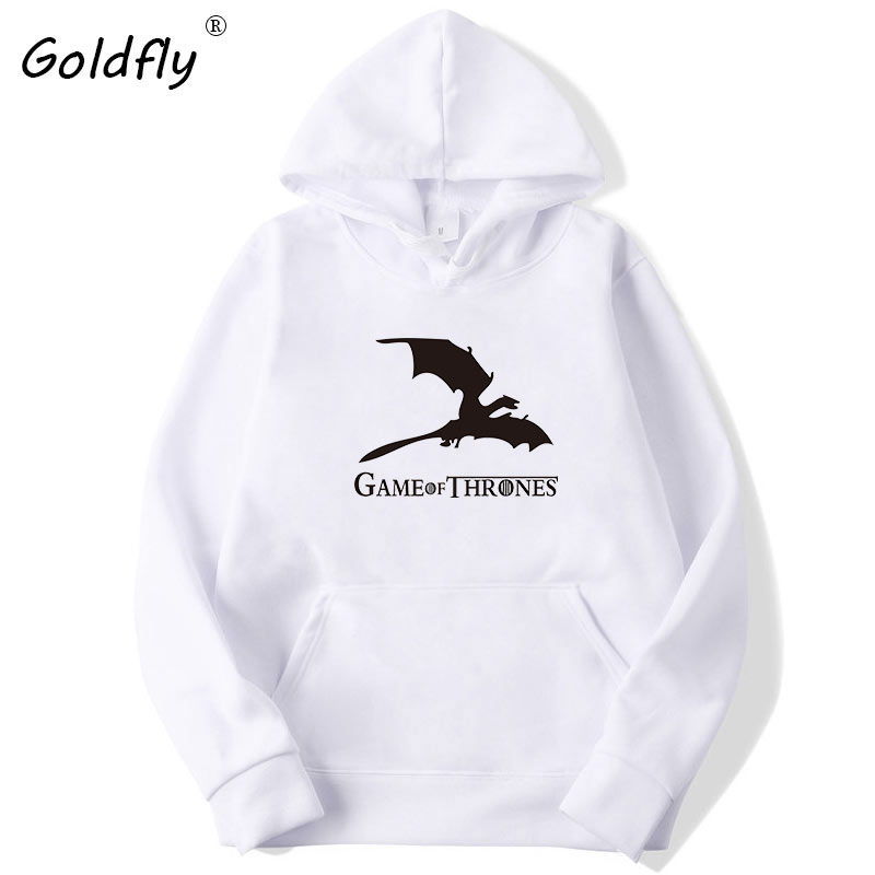 Goldfly Spring Autumn Men's Hoodies Slim Hooded Sweatshirts Mens Coats Male Casual Sportswear Streetwear