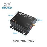 2.4ghz wifi conversor ttl rs232 rs485 porta serial cc3200 ebyte E103-W02-DTU 2.4ghz transmissor wi-fi servidor
