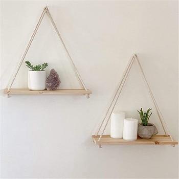 Wood Swing Hanging
