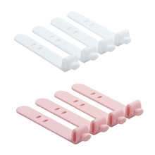 8 Pcs Silicone Strap Earphone Storage Tape Power Line Data Cable Tie Outside Travel Organizer Office Zip Ties ,4