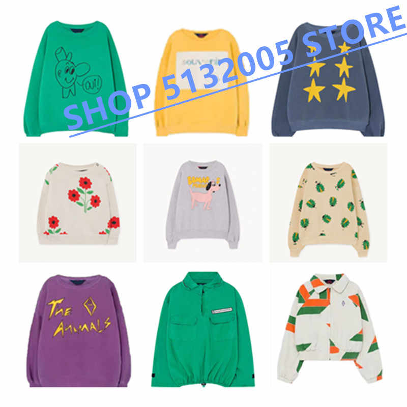 Pre-sale 2020 spring and summer new tao series European and American style boys and girls children's pullover sweater