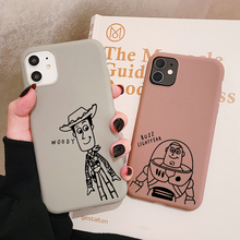 Toy Story Buzz Woody Phone Case for Huawei P30 P20 P10 Pro Lite