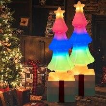 Christmas atmosphere LED night light crystal rock table lamp family restaurant hotel bar party decoration E27 / E26 LED bulb