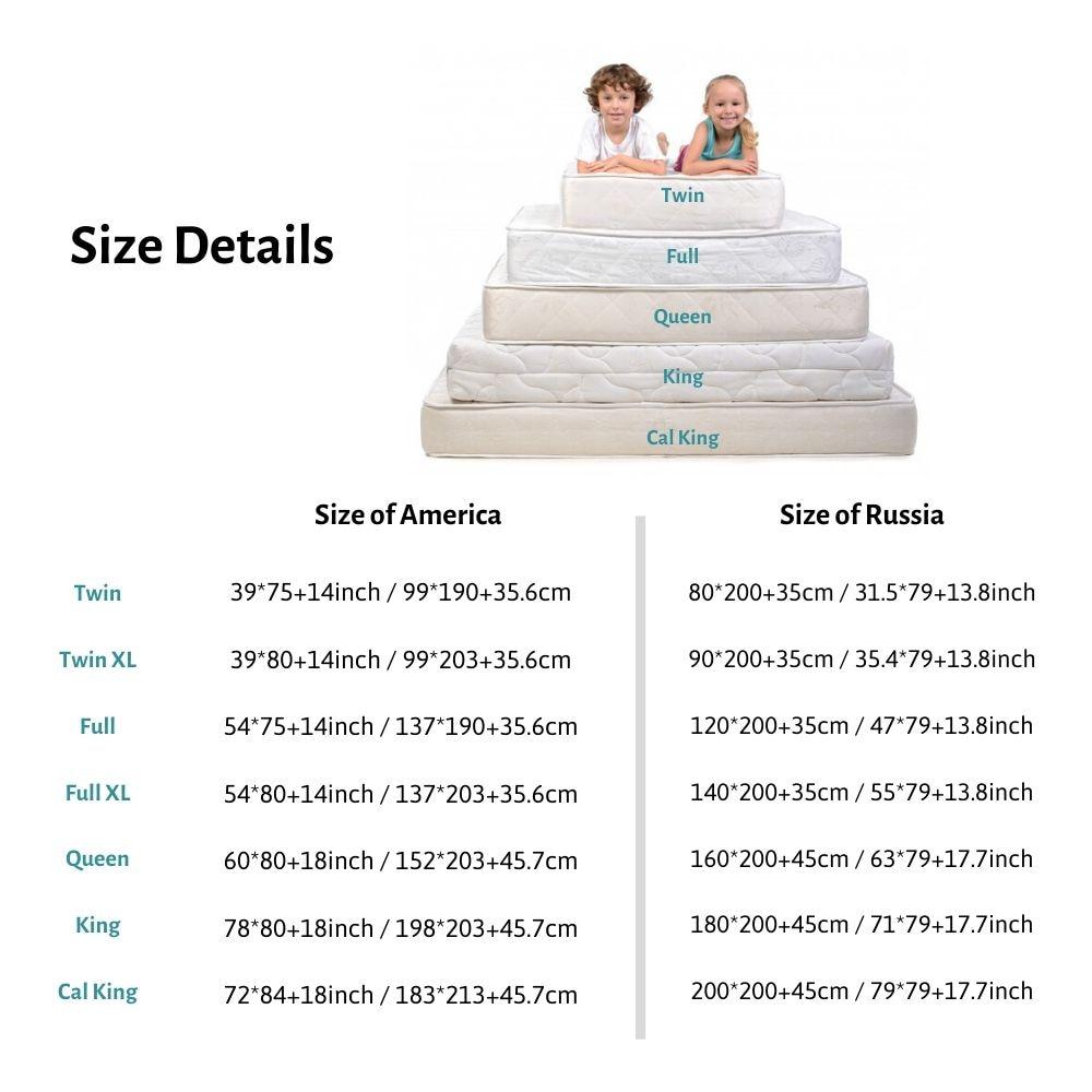 床垫-Size Mattress