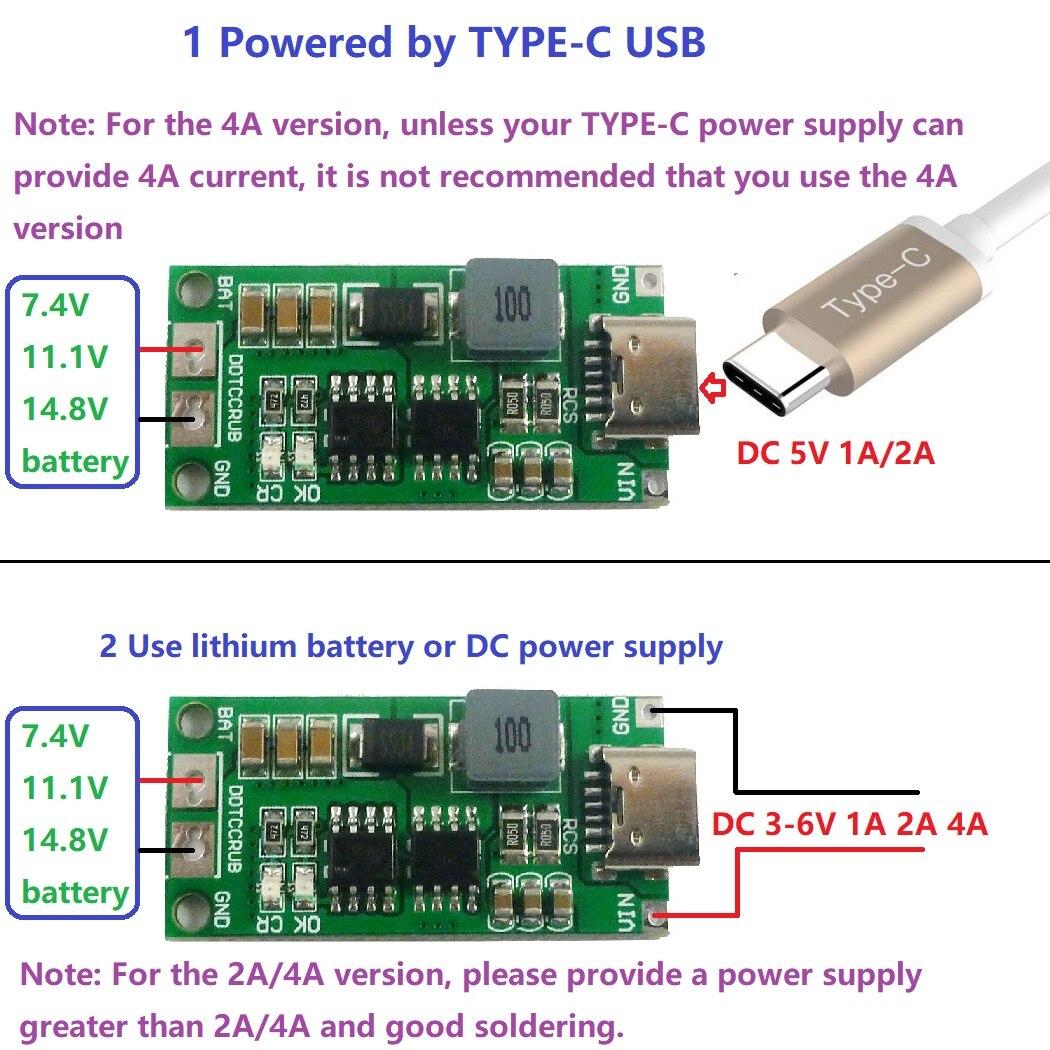 Зарядное устройство для литий-полимерных и литий-ионных аккумуляторов 8,4 в, 12,6 в, 16,8 в