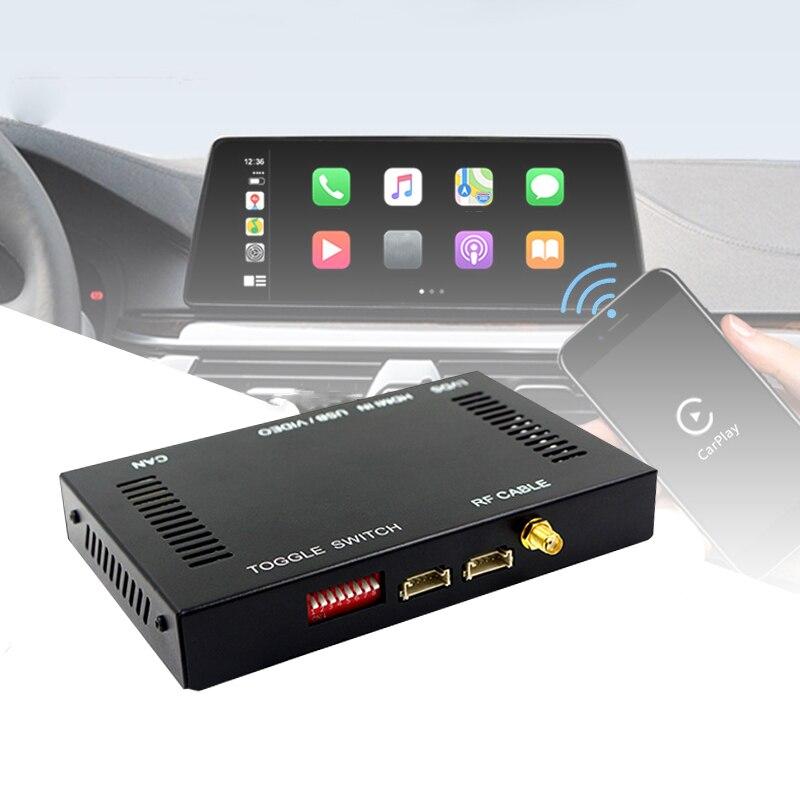 Samochód bezprzewodowy dla aktywatora Carplay interfejs Android Auto dla nawigacji Lexus GS/LS/ES/IS/UX/LX/RC MuItimedia IOS