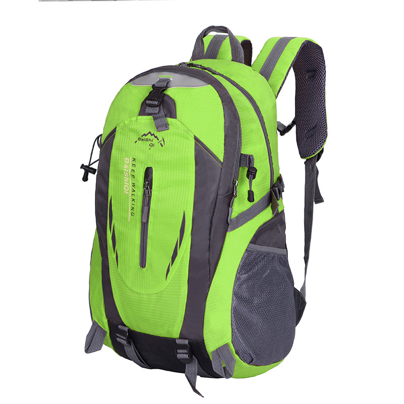 Hot Selling Outdoor Mountaineering Bag Men And Women Riding Backpack Korean-style Sports Bag Casual Travel Backpack 40L