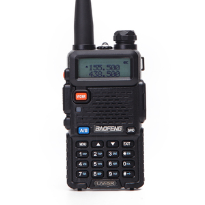 Image 2 - 1 adet/2 adet Walkie Talkie Baofeng uv 5r radyo istasyonu 5W taşınabilir Baofeng uv 5r rusya ukrayna ispanya depo radyo amatör