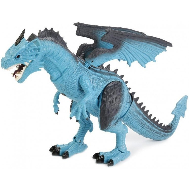 RC Blue Dragon (breathing Vapor-RS6158A