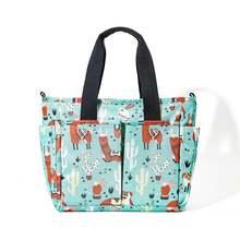 2020 новые модные сумки для подгузников водонепроницаемая нейлоновая