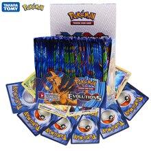 324Pcs Pokemon Cards TCG: Evolutions Sword&Shield Sun Moon Hidden fates English Trading Card Game Booster Box Collectible Gift