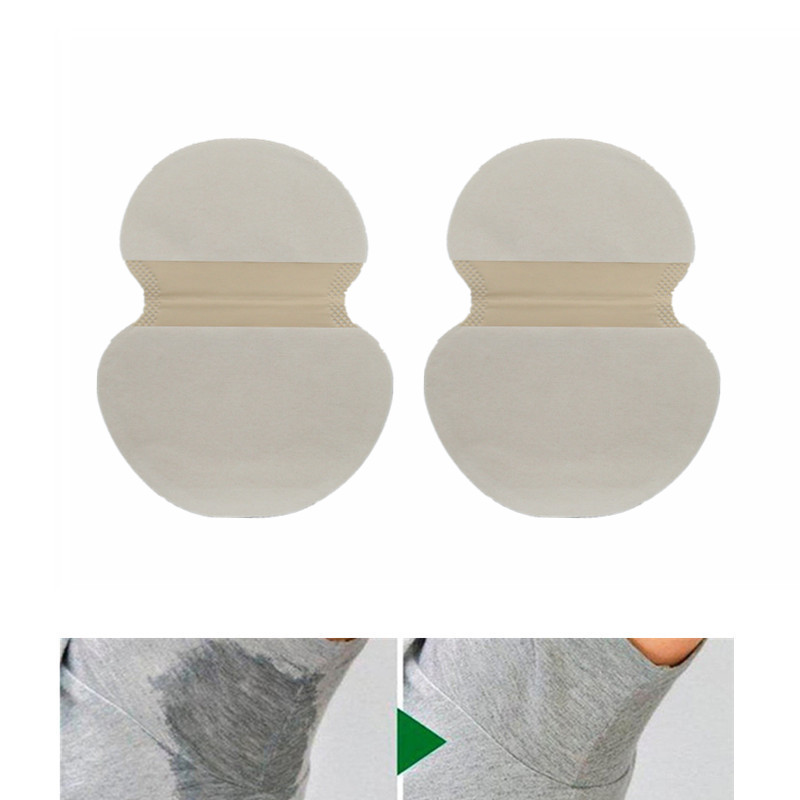 Underarm Dress Clothing Armpit Care Sweat Scent Perspiration Pad Shield Absorbing Deodorant Antiperspirant