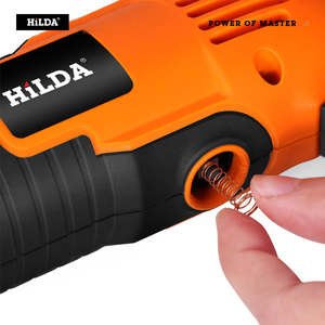 Image 4 - HILDA Electric Drill Dremel Grinder Engraving Pen Mini Drill Electric Rotary Tool Grinding Machine Dremel Accessories Power Tool