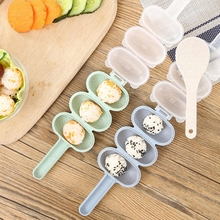 Mould Sushi-Maker Kitchen-Tool 3d-Mold Cake Food-Decoration Baby-Rice-Ball Cute Hot DIY
