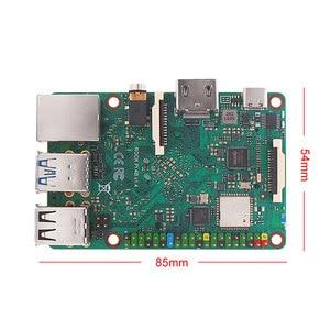 Image 4 - ROCK PI 4B V1.4 Rockchip RK3399 ARM Cortex Six Core SBC/Single Board Computer Compatible with Official Raspberry Pi Display