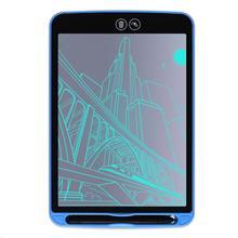 חכם אלקטרוני לוח 12 אינץ LCD לוח עבור ילד דיגיטלי עסקים אור אנרגיה דיגיטלי לוח ציור לוח pizarra