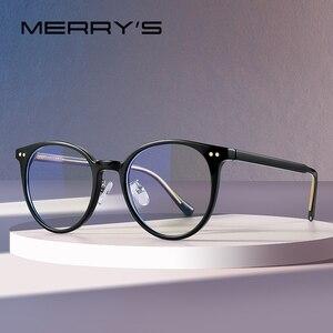 MERRYS DESIGN Women Fashion Ray Blue Light Blocking Glasses Cat Eye Antiblue Gaming Computer Glasses for Women S2305FLG