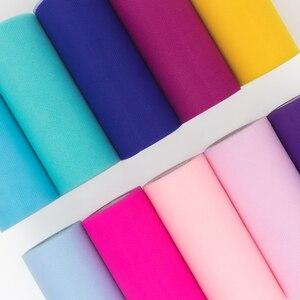 Image 3 - Рулон тюля, 25 ярдов, 15 см, белая органза, рулон, красная, синяя тюль, ткань органза, юбка пачка для девочки, декор для детского праздника, товары вечерние ринки