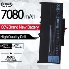 New J60J5 MC34Y 0MC34Y J60J5 Laptop Battery For Dell Latitude E7270 E7470 E7260 Battery 7.6V 55WH 7080mAh