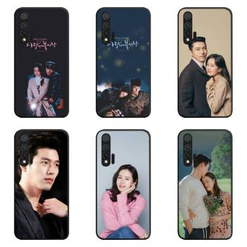 Son Ye Jin Hyun Bin Phone Case For Huawei Nova 6se 7 7pro 7se honor 7A 8A 7C 9C Play image
