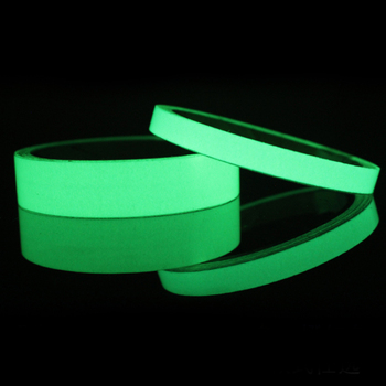 1cm X 1M Luminous Fluorescent Night Self-adhesive Glow In The Dark Sticker Tape Safety Security Home Decoration Warning Tape 6