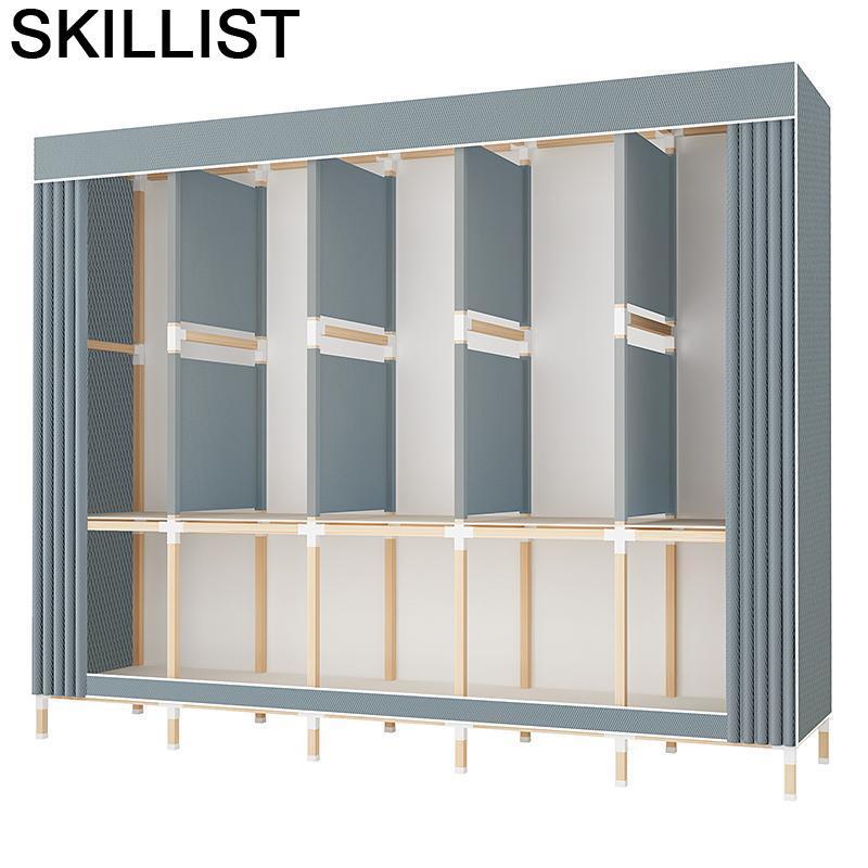 Armoire Rangement Mobilya Armadio Kleiderschrank Gabinete Dresser Ropa Armario font b Closet b font Cabinet Mueble