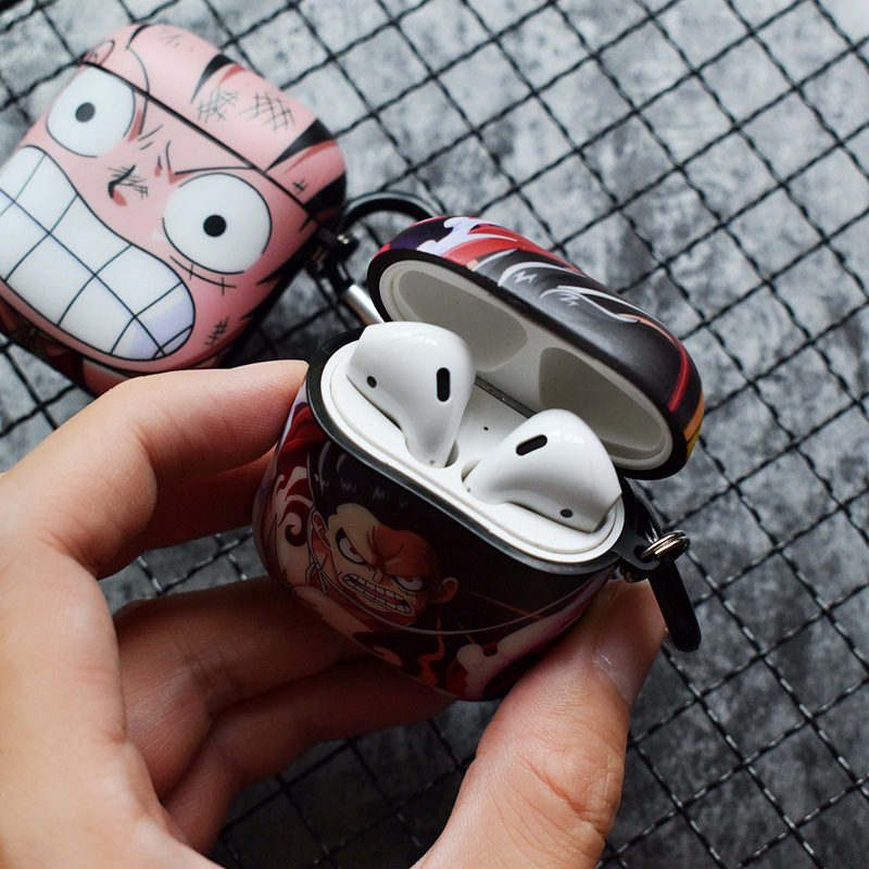 3D ONE PIECE AIRPODS CASE (4 VARIAN)