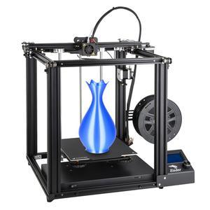 3D принтер, Ender-5, большой размер печати, Cmagnetic, сборка пластины, выключение питания, простое построение Core-XY Creality 3D ender 5