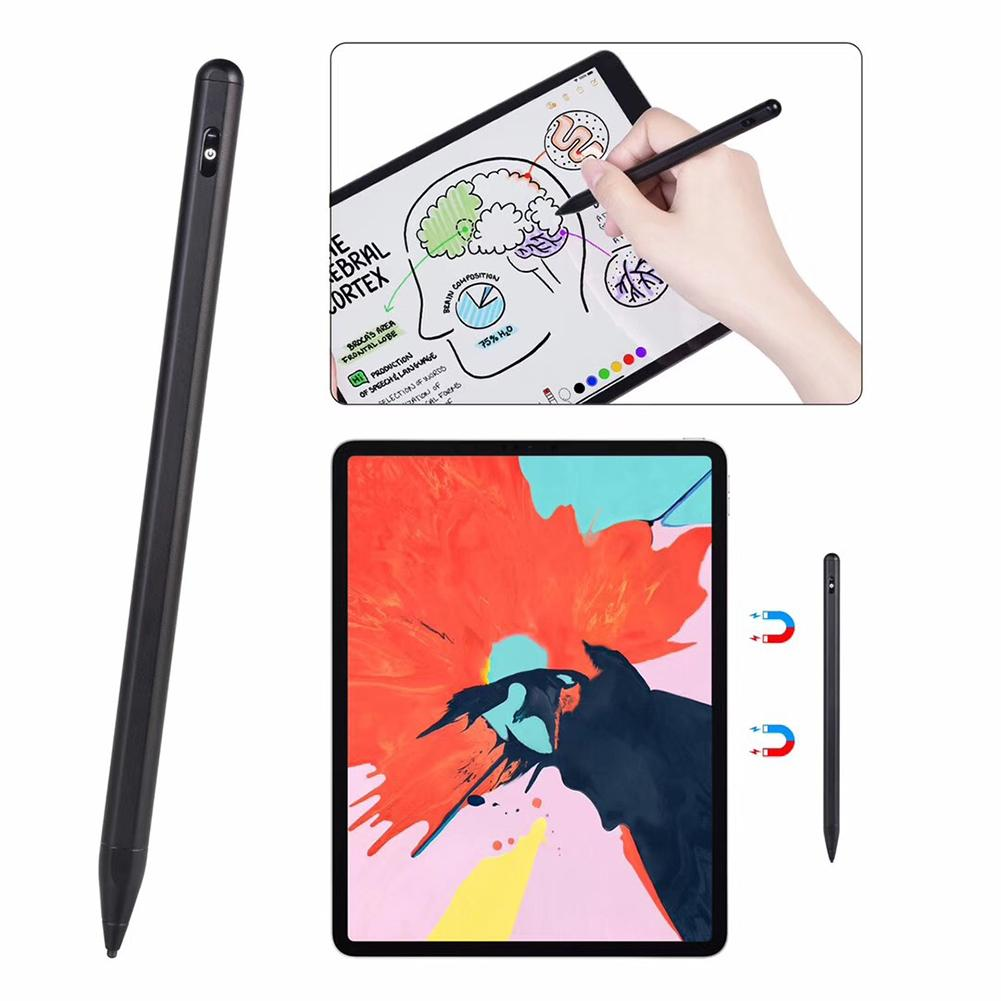 2019 New Stylus Digital Pen With 1.5mm Ultra Fine Tip Compatible For IPad IPhone Samsung Tablets, Good For Drawing And Writing