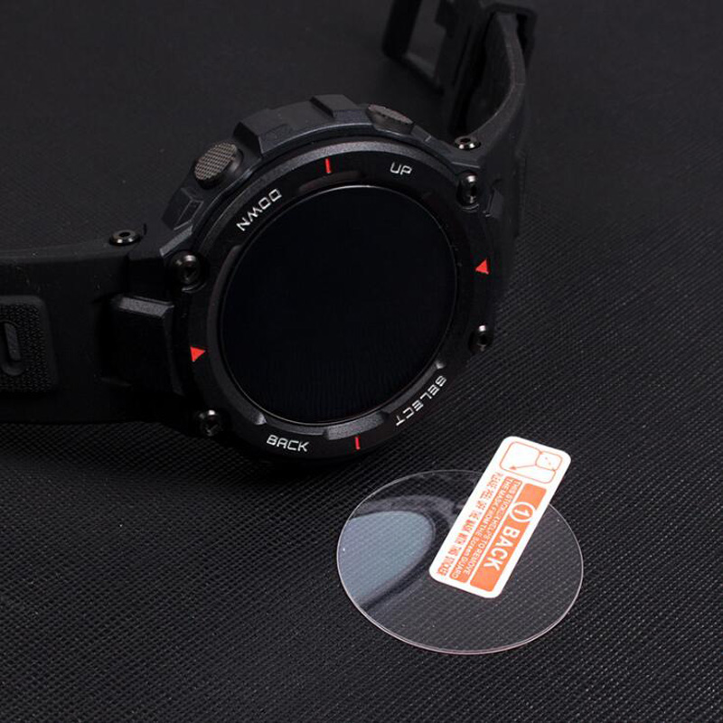 Tempered Glass Protective Film For Xiaomi Smartwatch...