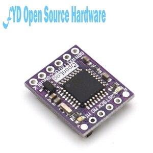 Image 2 - 1pcs Openlog Seriale Data Logger Open Source Registratore Dei Dati di ATmega328 Supporto Micro SD per arduino