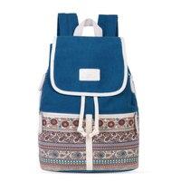 Women Bag Travel Backpack School Bag Female Rucksack Korean Student New Soft Leisure