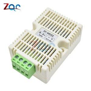 Temperature and Humidity Transmitter Detection Sensor Module Collector Analog output modbus485 Modbus RS485 SHT20 Sensor(China)