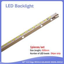 Retroiluminação LED tira barra de LEDs para LG 42 54