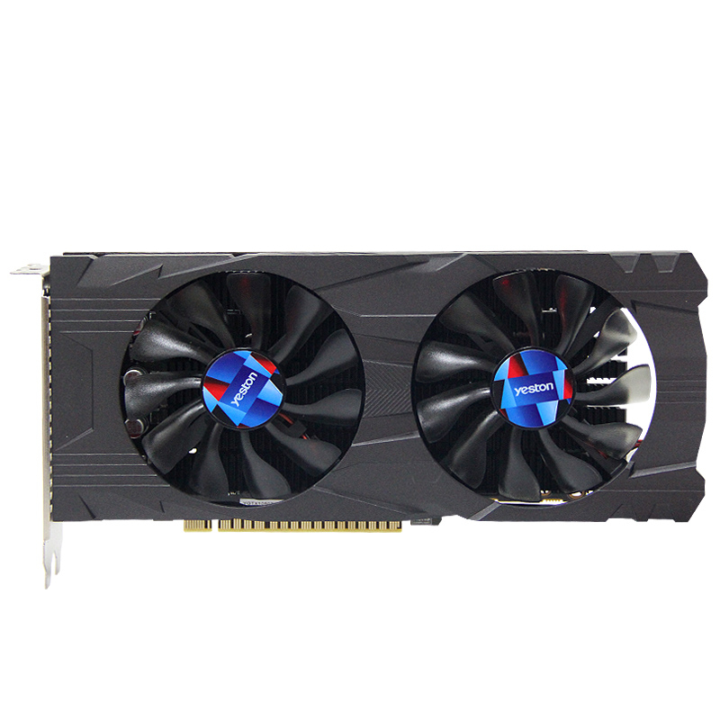 Yeston <font><b>GeForce</b></font> GTX1050Ti GPU 4G GDDR5 128Bit DirectX 12 Gaming Desktop Computer PC Support Video Graphics Cards image