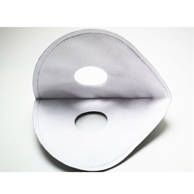 10-100 PCS 5 Layer PM2.5 Filter Disposable Paper Anti Haze Mouth Mask Anti Dust Mask Activated Carbon Filter Paper Health Care 4