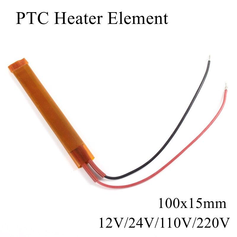 12V-220V High Power PTC Constant Temperature Air Electric Heating Plate Ceramic