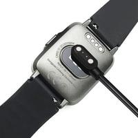 Braccialetti con cavo Smart Watch 1m cavo di ricarica con magnete cavo di ricarica magnetico USB per Xiaomi hay485 LS01 Smartwatch