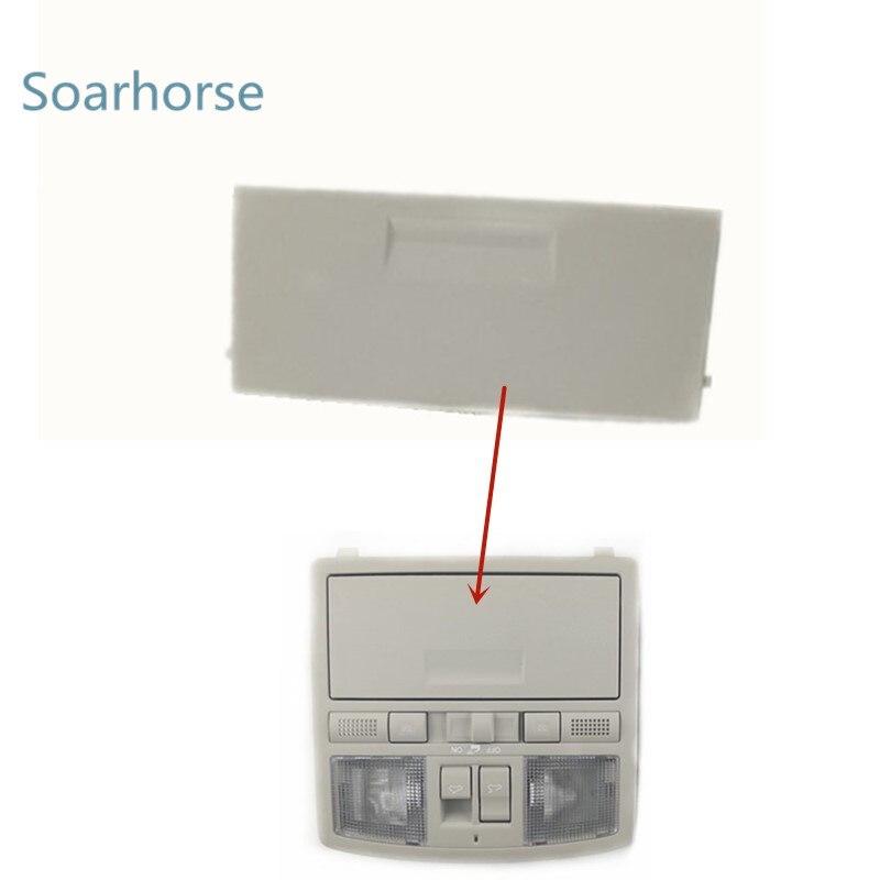 Soarhorse для Mazda 6 GH 07-12, автомобильная внутренняя лампа для чтения, светильник, Чехол для очков