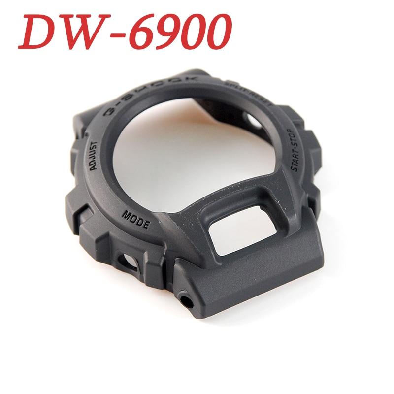 New Original Genuine  DW-6900/DW-6600 Matte Black BEZEL Case Shell