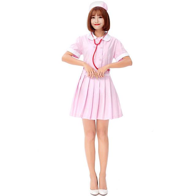 Women's Nurse Uniform Costume