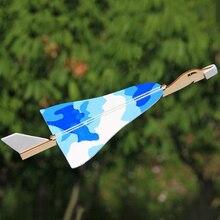 1 шт. ручной бросок летающие планеры самолет из пенопласта вечерние сумки наполнители детские игрушки подарок