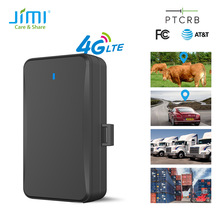 JIMI 4G LTE Asset GPS Tracker LL01 IP65 Waterproof 3 Years Standard Anti-Theft with 10000mAh