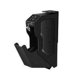 Caja de seguridad electrónica digital para pistola, con contraseña y archivo, aprobada por TSA